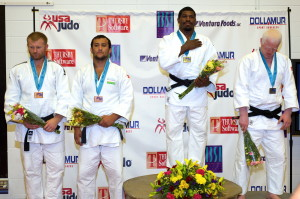 First American Paralympic judo World Champion since 2002.